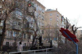 Услуги автовышки в Челябинске